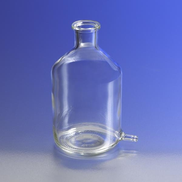 Photo of Corning 1220-5 PYREX® 19LT Aspirator Bottles with Outlet for Tubing