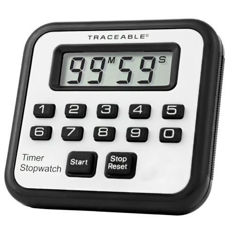 Photo of Control Company 5020 Traceable® Alarm Timer/Stopwatch