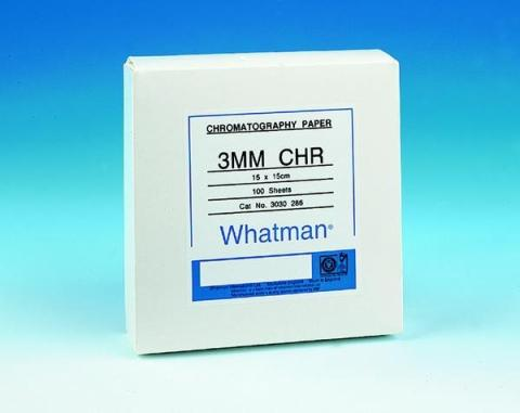 Photo of Whatman Chromatography Paper and Blotting Paper