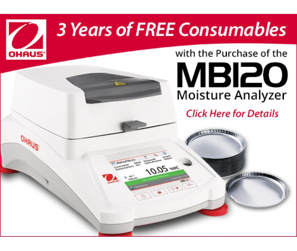 Photo of Buy an MB120 and Get 3 Year Supply of Consumables Offer
